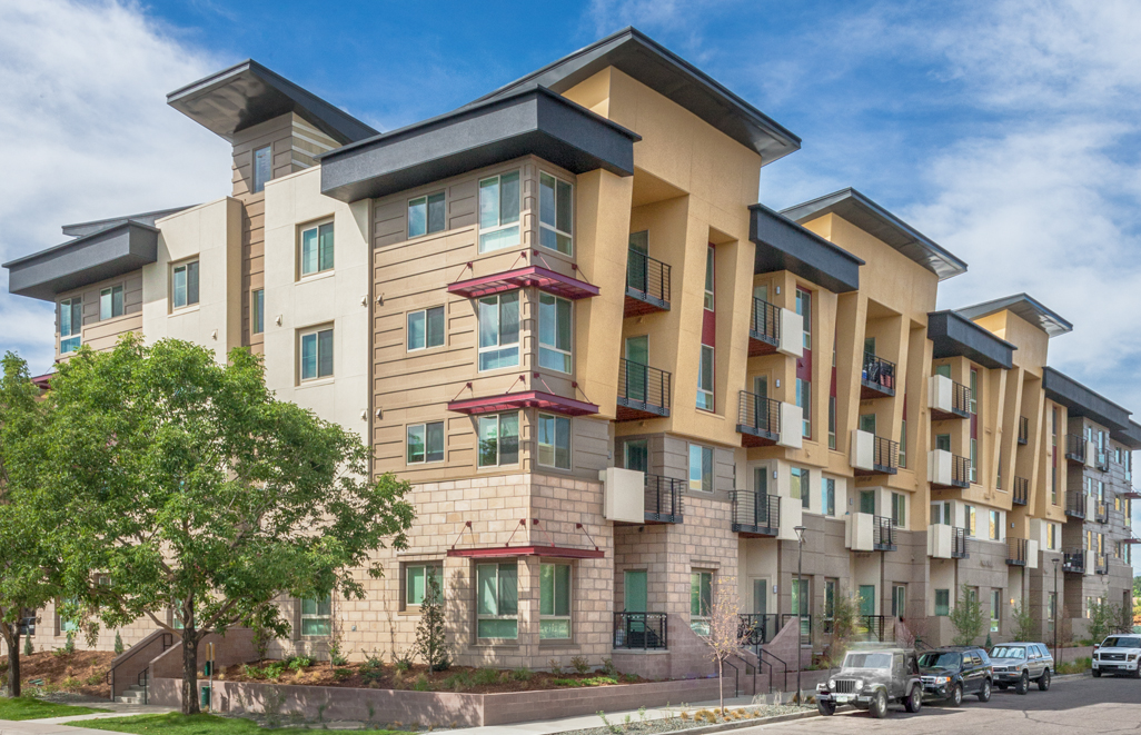 Solana at Cherry Creek   Reylenn   341 Units & 5-Story Parking Structure
