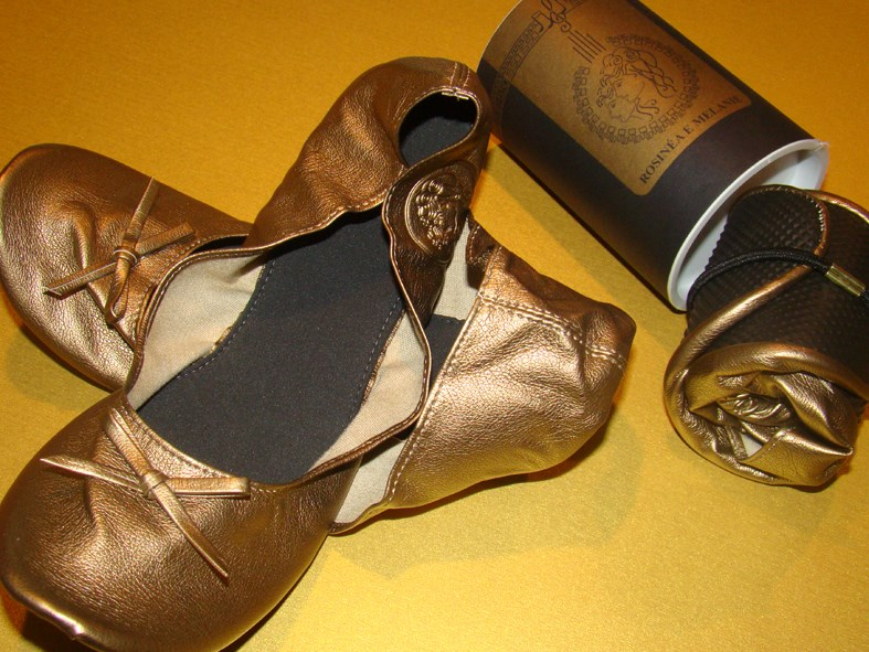 gift 01: sapatilha