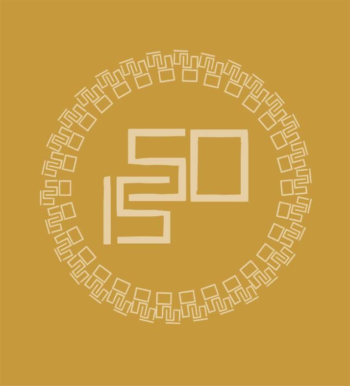 logotipo da festa