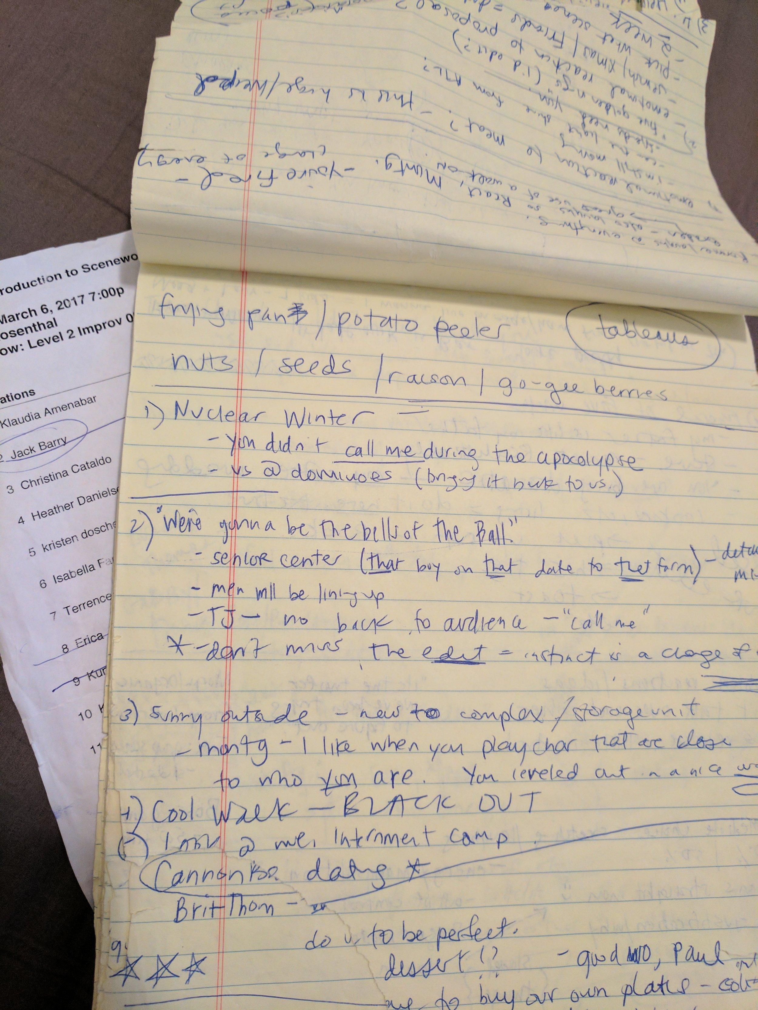 notes-improv-notebook