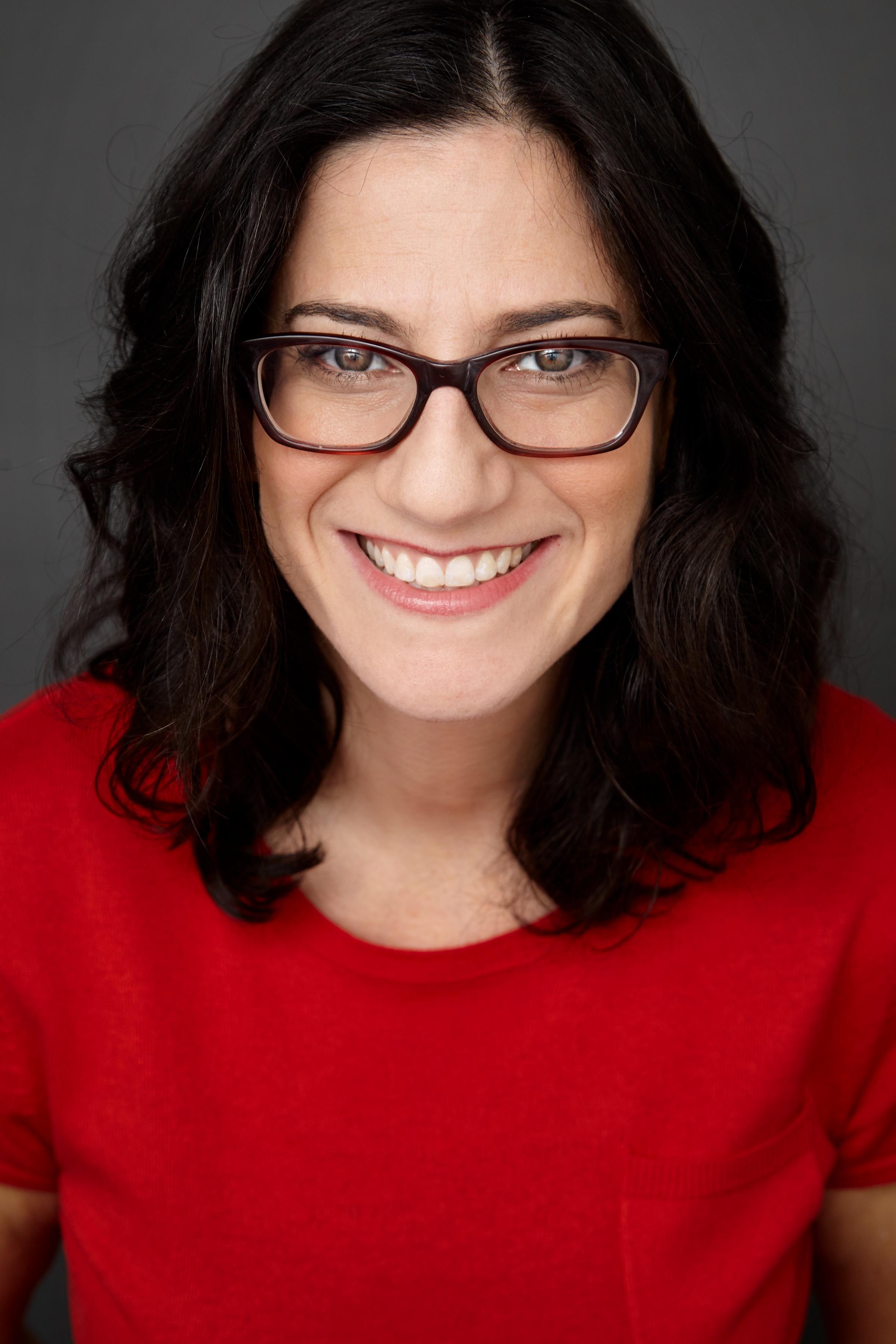 Rachel Rosenthal headshot