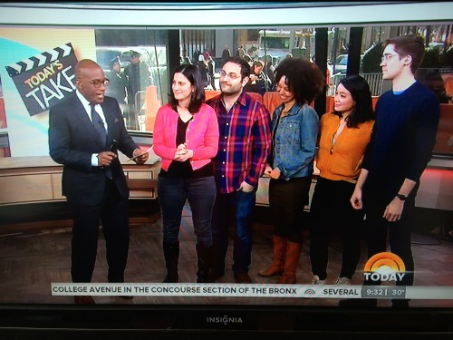 On the Today Show