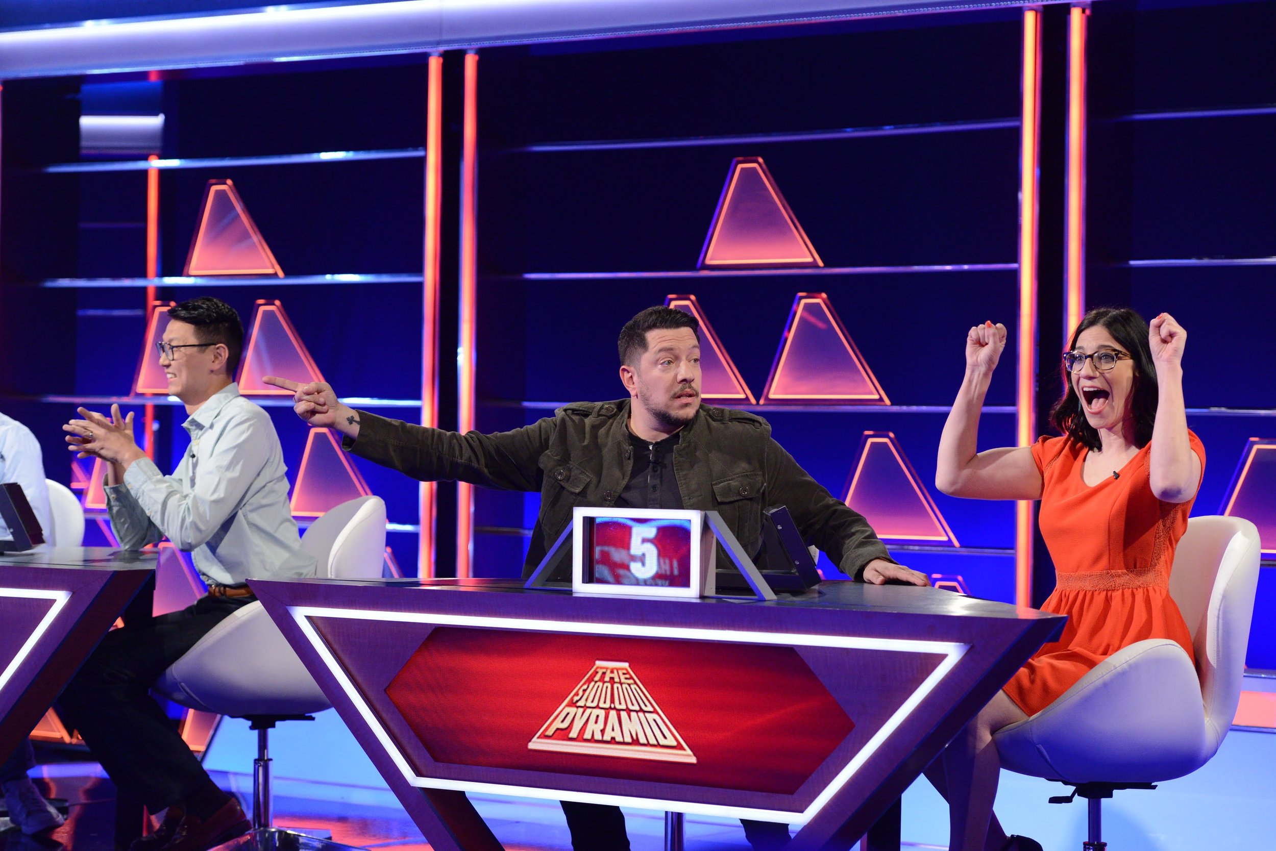 $100,000 Pyramid on ABC