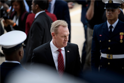 ThinkProgress  May 2019  What Patrick Shanahan's nomination for secretary of defense would mean for U.S. foreign policy  Read more →