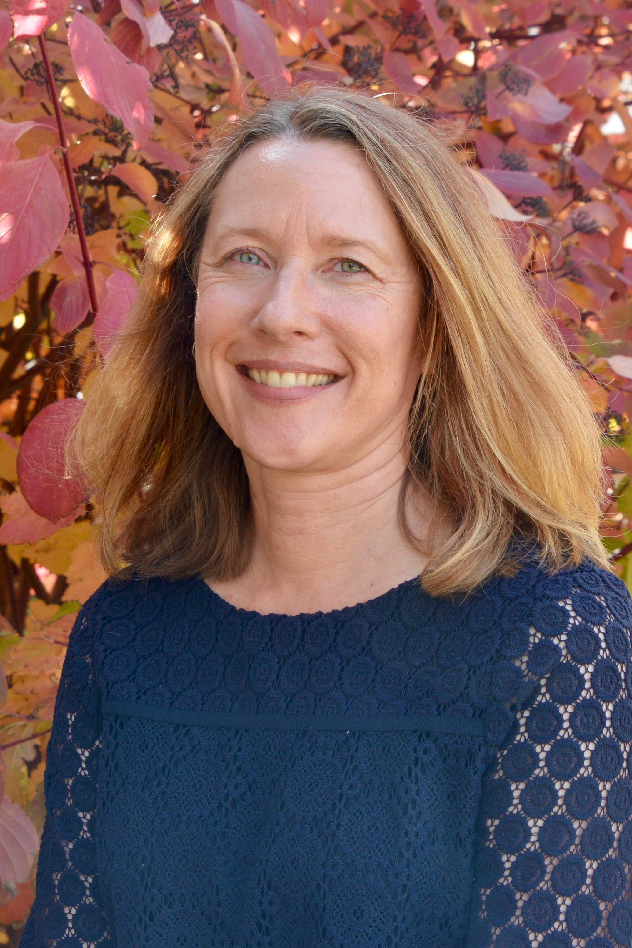 Lisa Hess, Development Coordinator