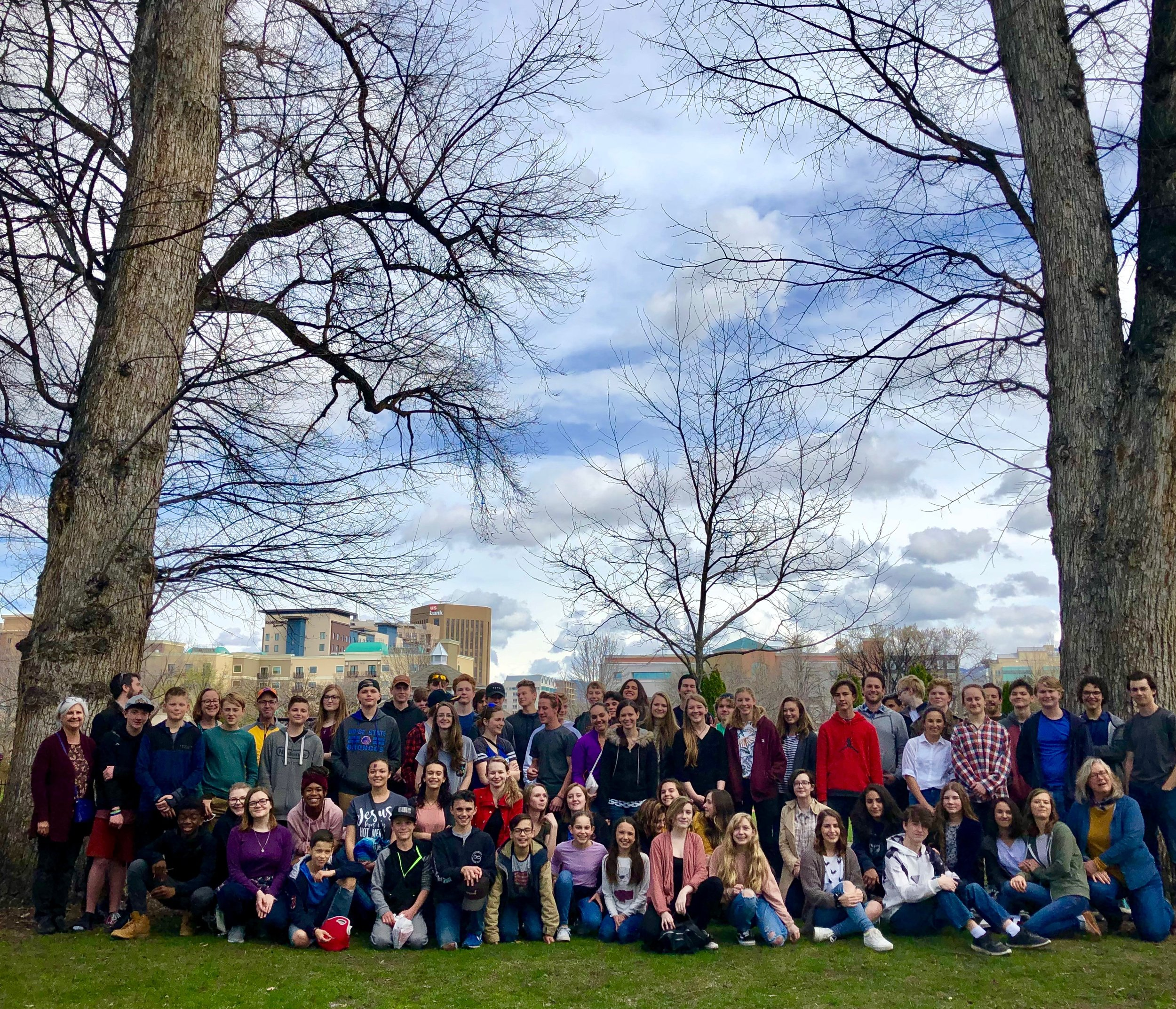 Click Here To See a Visual Journal of BCA Students' Recent Library Sale/Park Day Field Trip - by Mrs. Lori Hancock