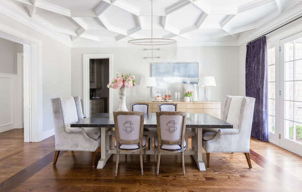 Formal Dining Rooms