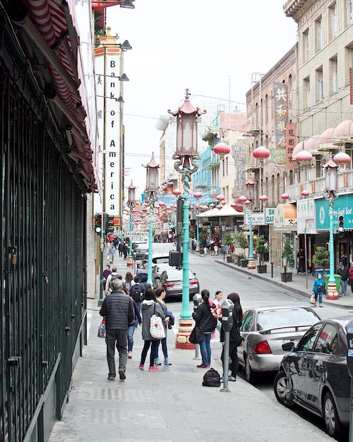 It's worth visiting the China Town: one of the biggest we have seen with lots of shops and the cool oriental vibe.