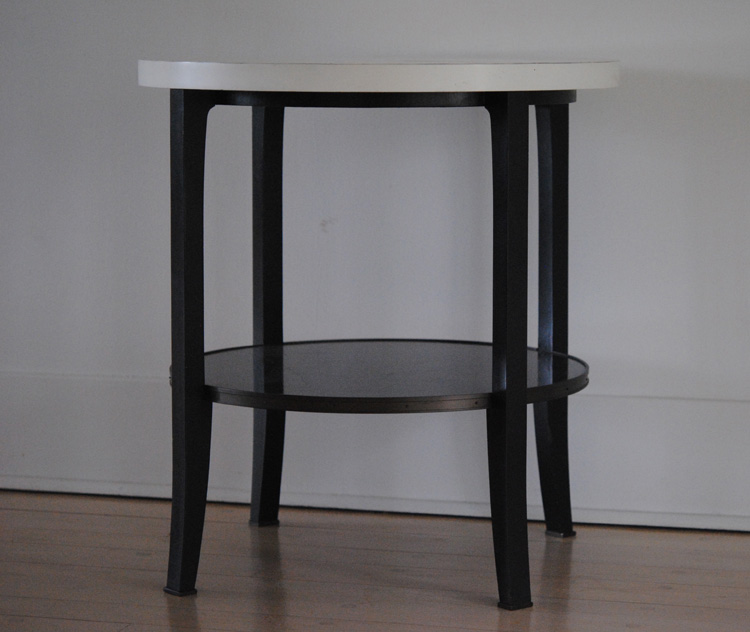 Bill Sofield end table