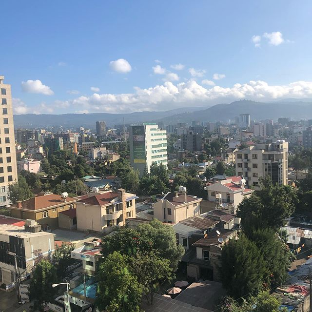 Addis Ababa, Ethiopia | May 2019 | we celebrated our birthdays, saw the bones of Lucy, learned about Haile Selassie, loved the dancing, people, and the food, though the food poisoning was less ideal.
