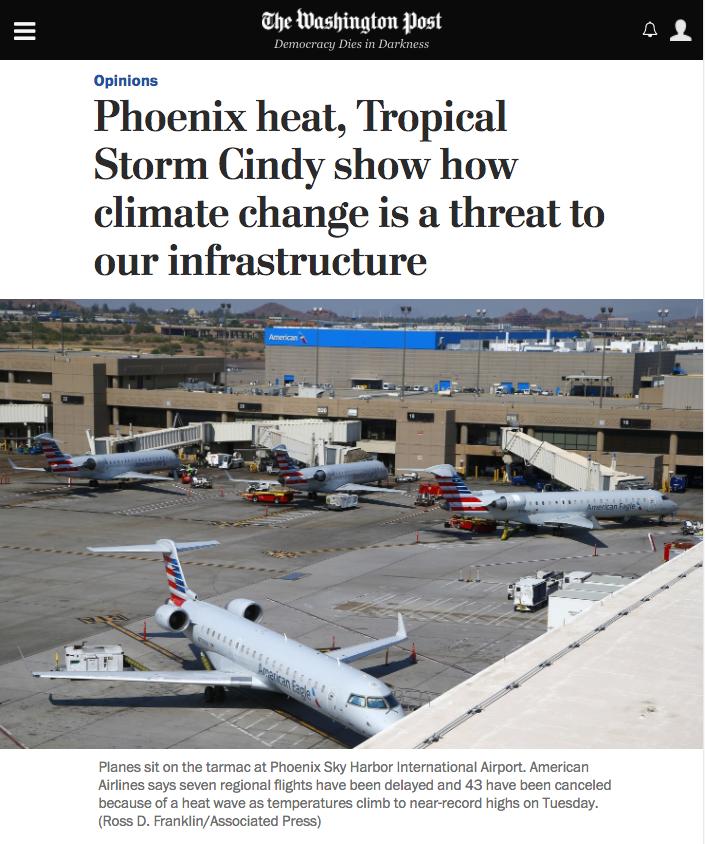 The Washington Post, June 23rd, 2017