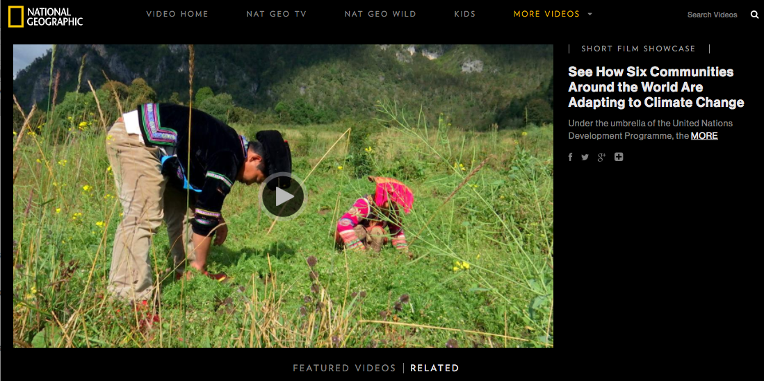 National Geographic Film Showcase 2017
