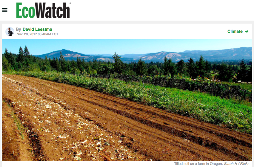 EcoWatch, November 20th, 2017