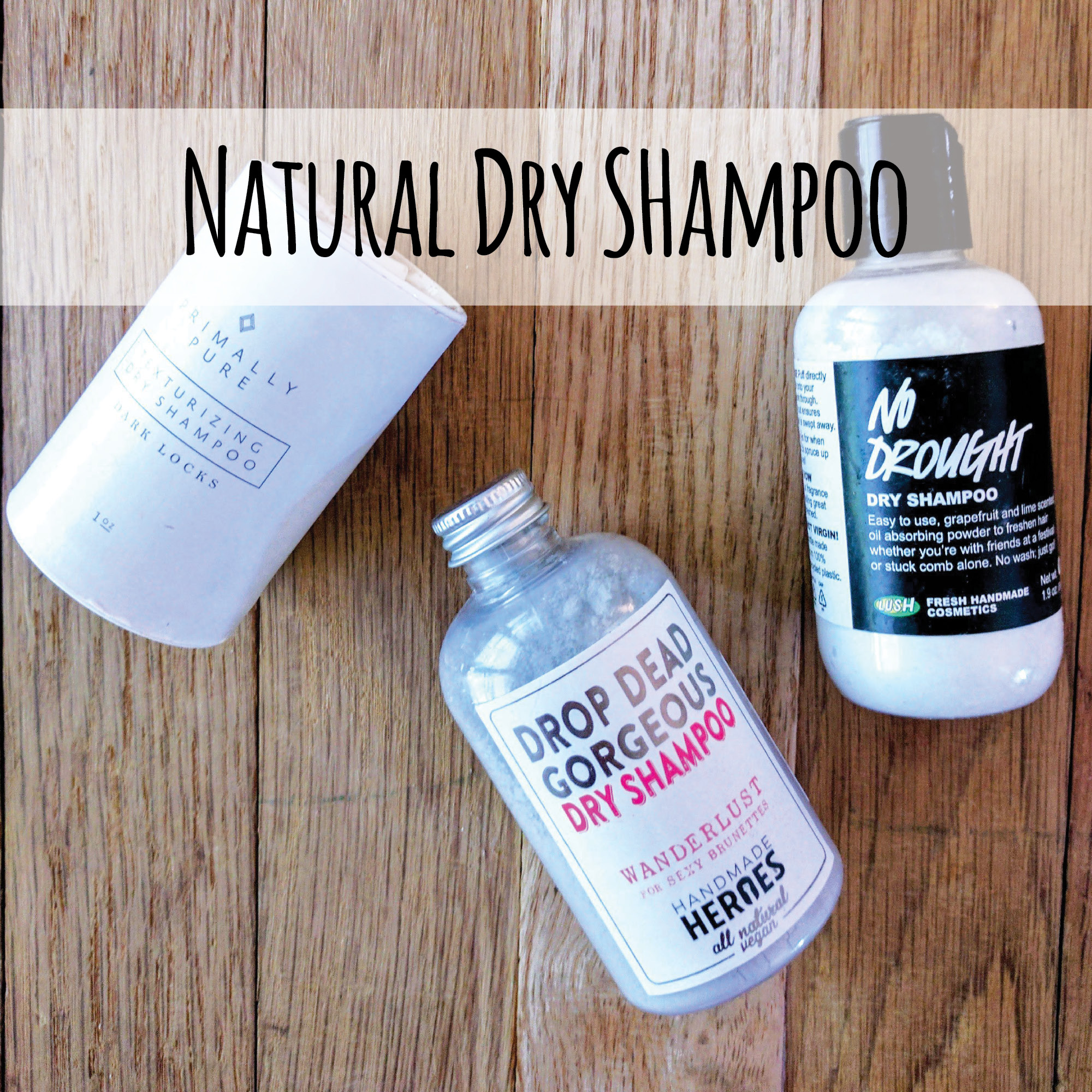Need help kicking the aerosol can? See the reviews of the top natural dry shampoos.