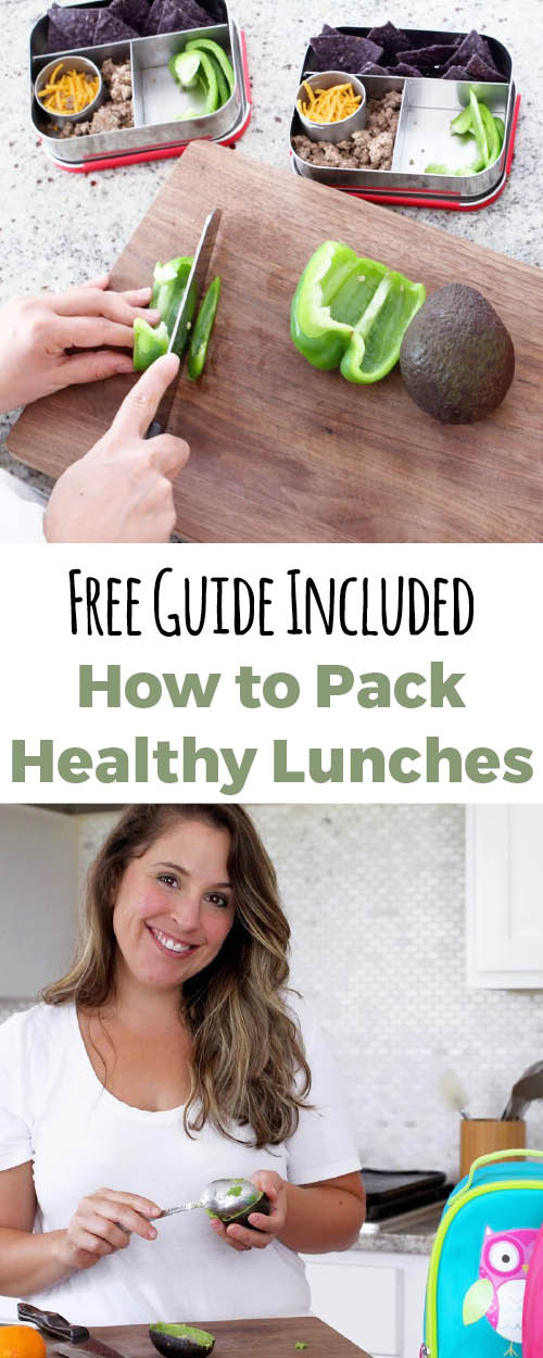 A guide on how to pack school lunches for your children. Guide includes healthy options, lunch accesories, and all kids of lunch box ideas.