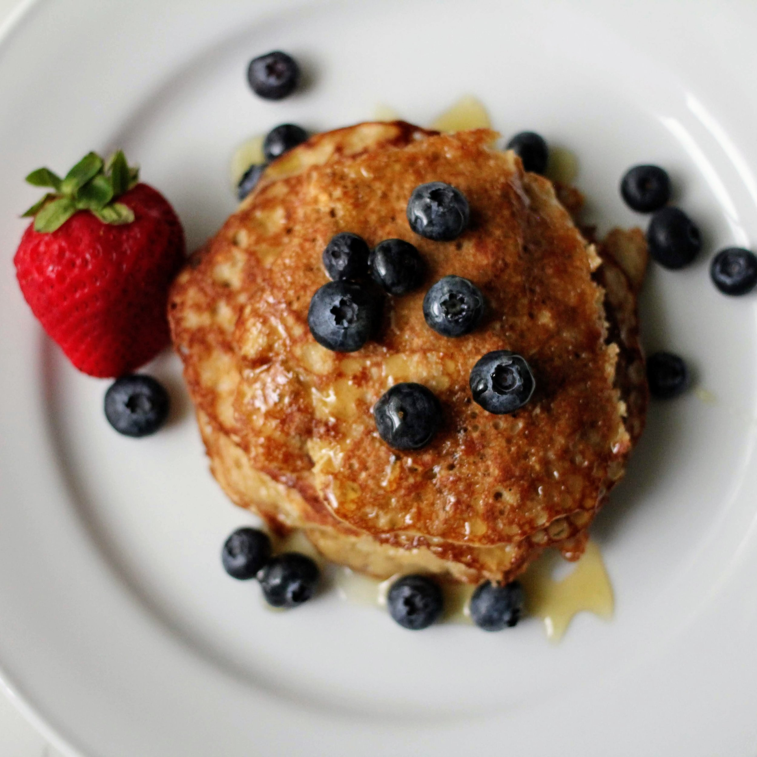 gluten free and dairy free pancakes
