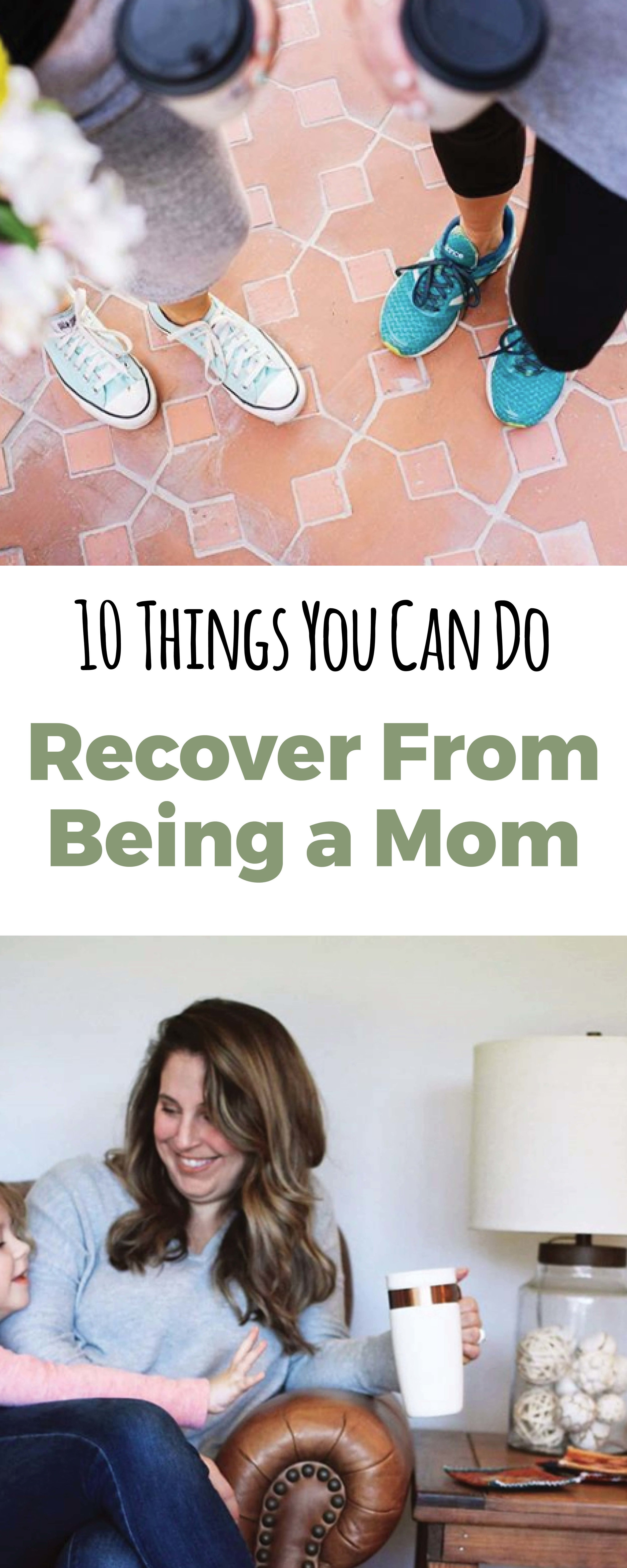 Being a mom is hard work. THis year I am going to do better taking care of myself. Here are some great tips.