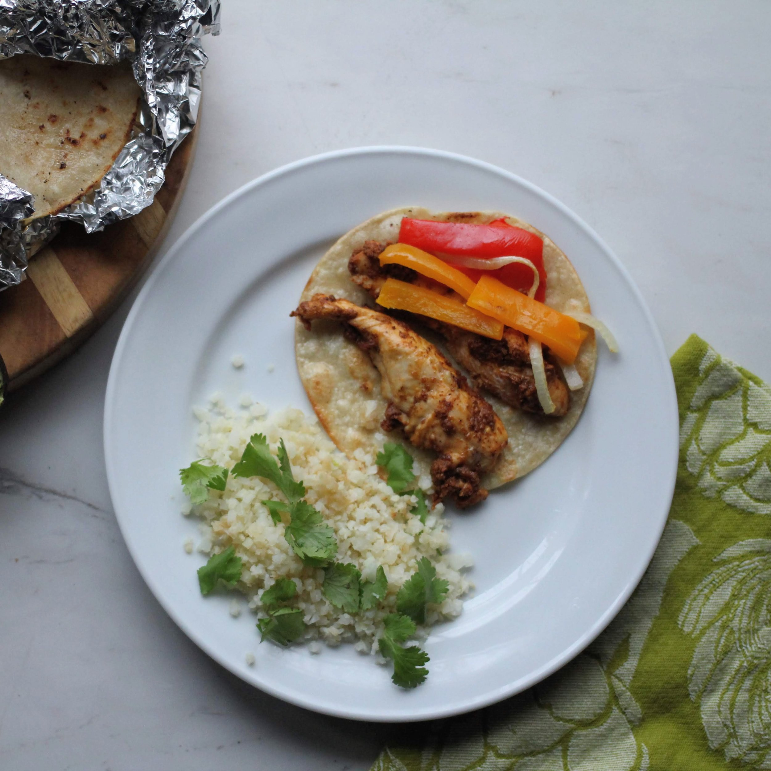 simple healthy dinner recipe