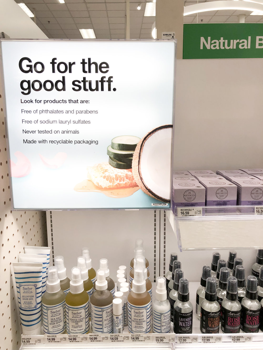 Clean Beauty at Target — Simply Whole