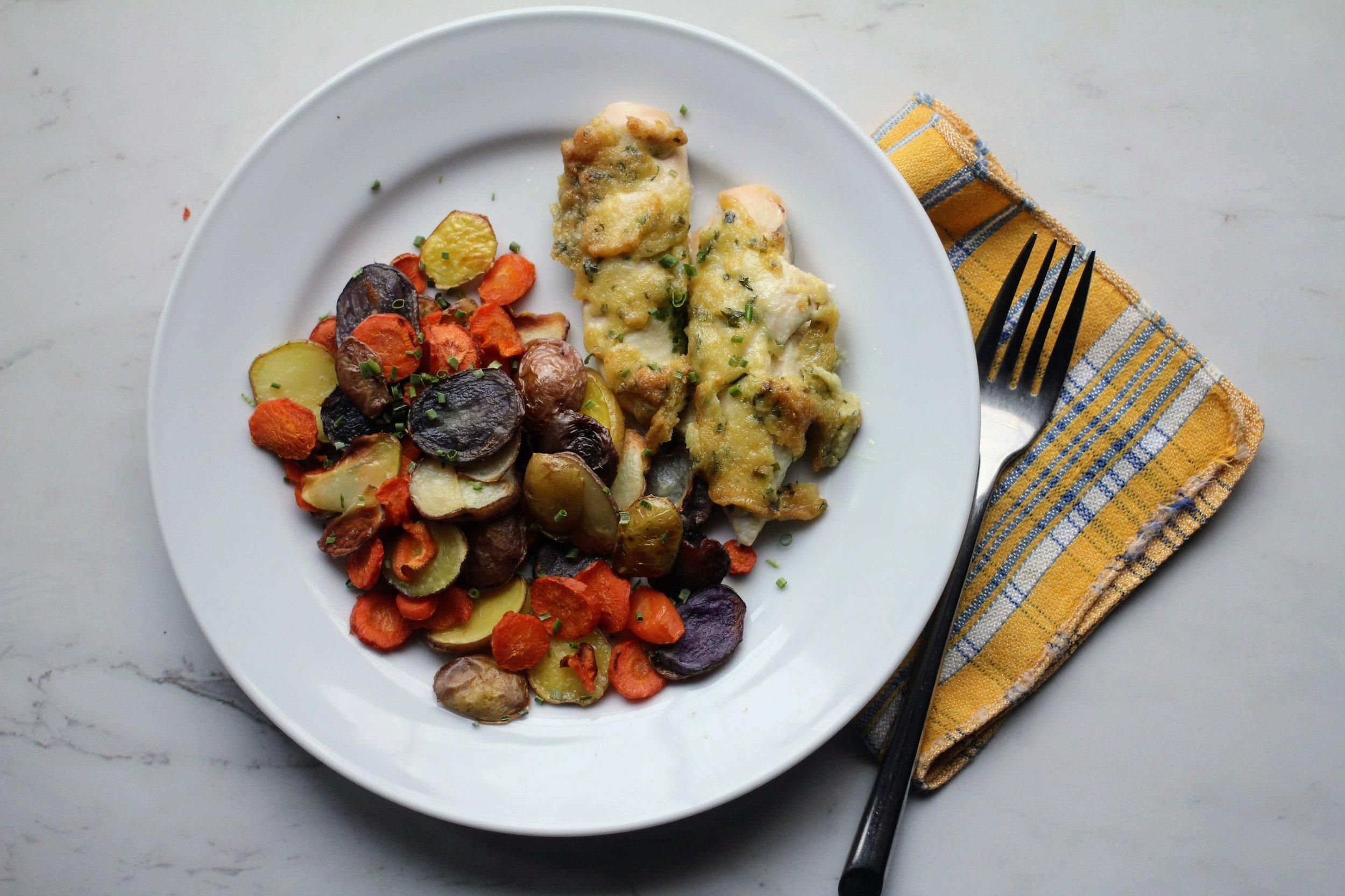 simple sheet pan dinner recipes