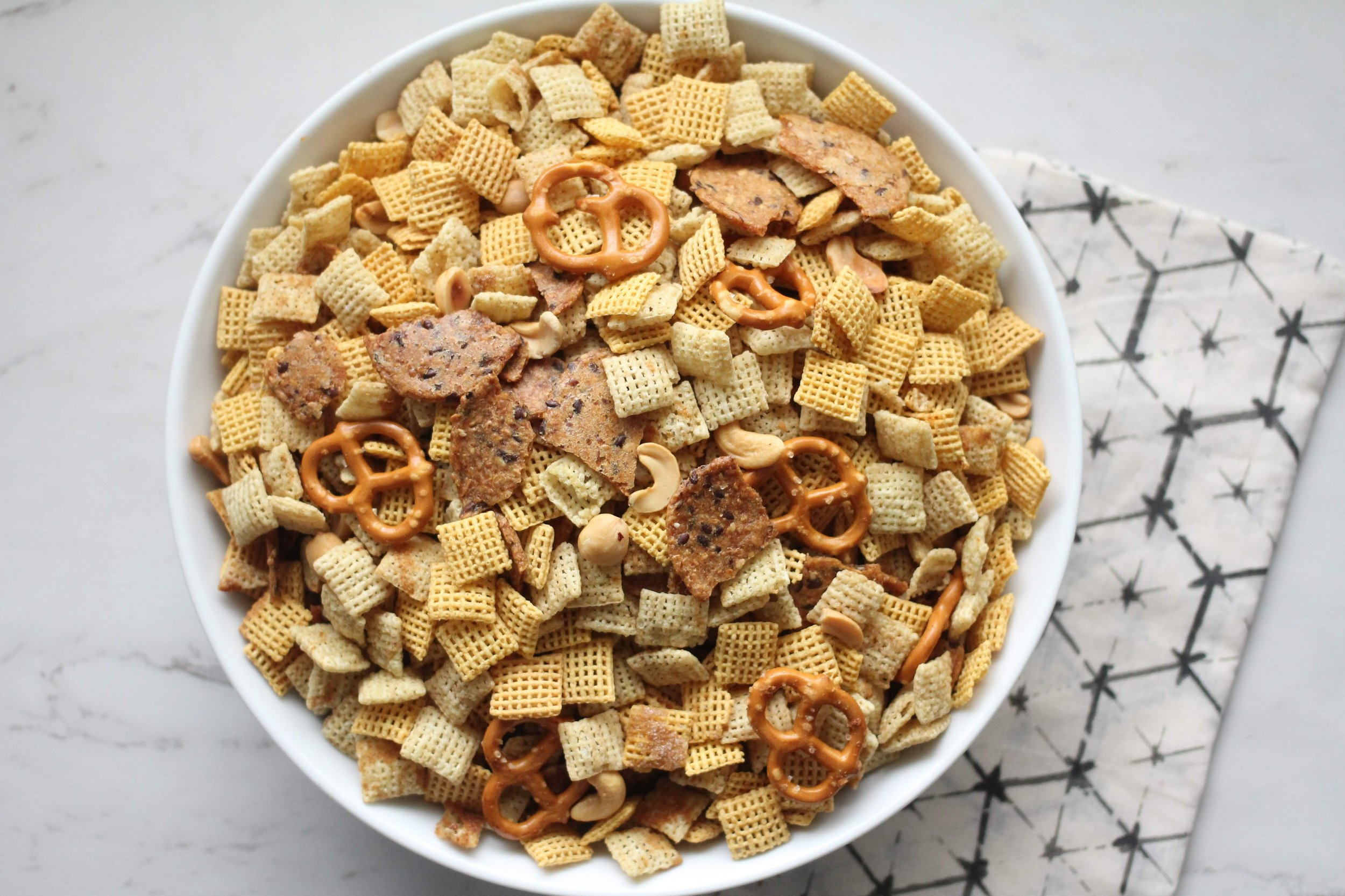 allergy friendly chex mix