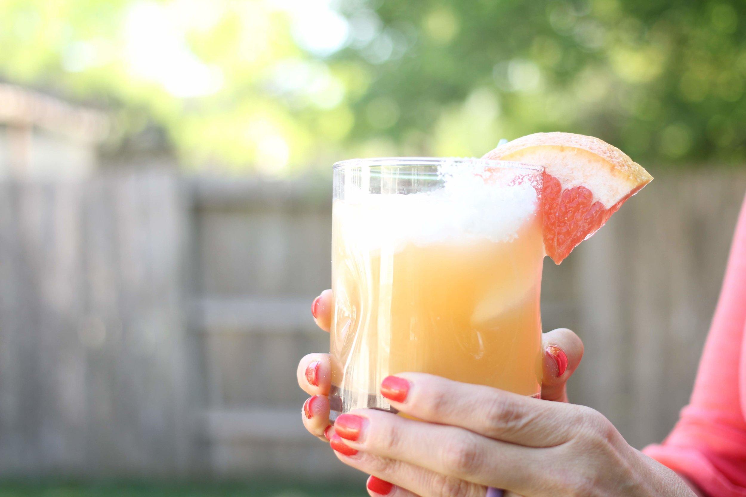 paloma sparkling drink