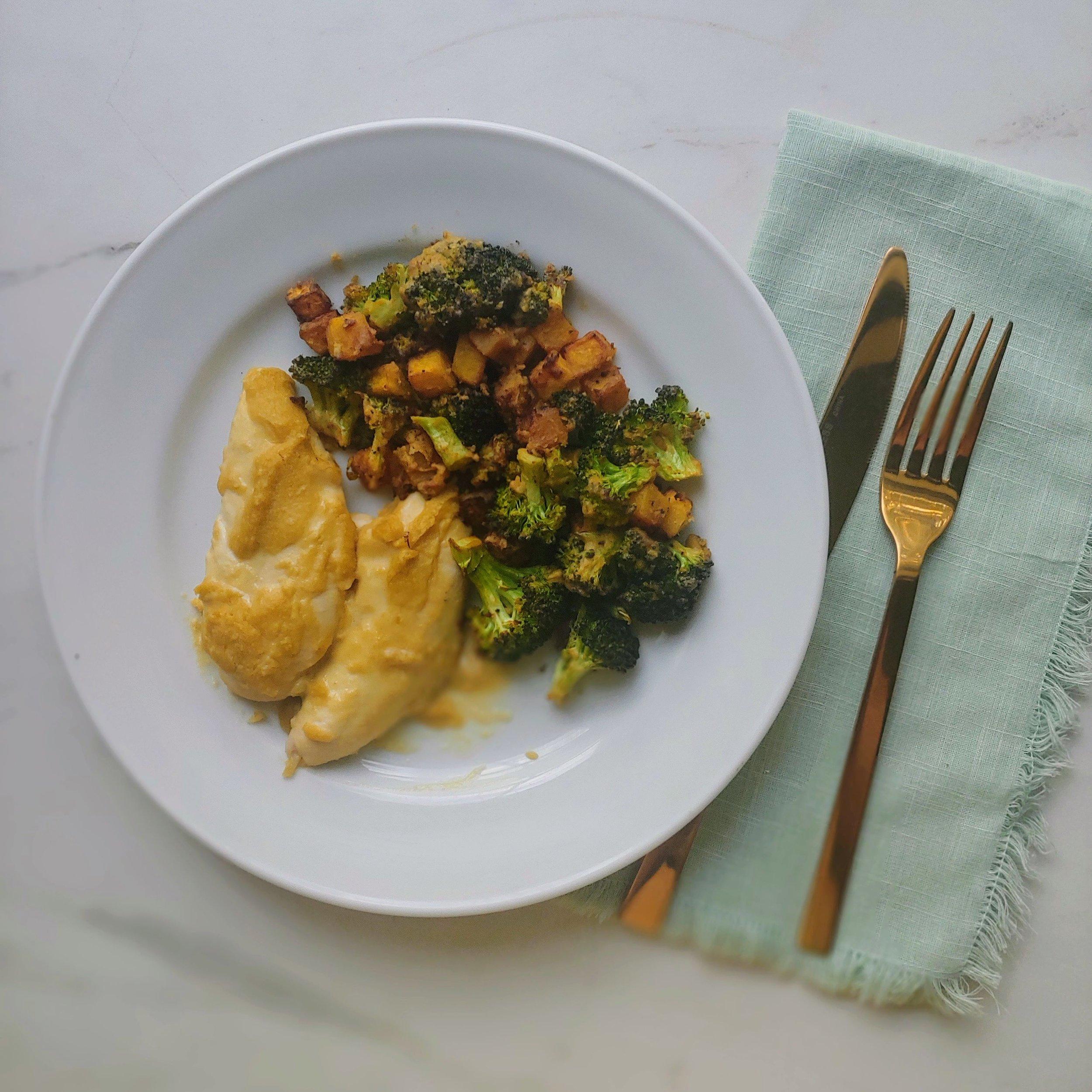 easy healthy family dinner