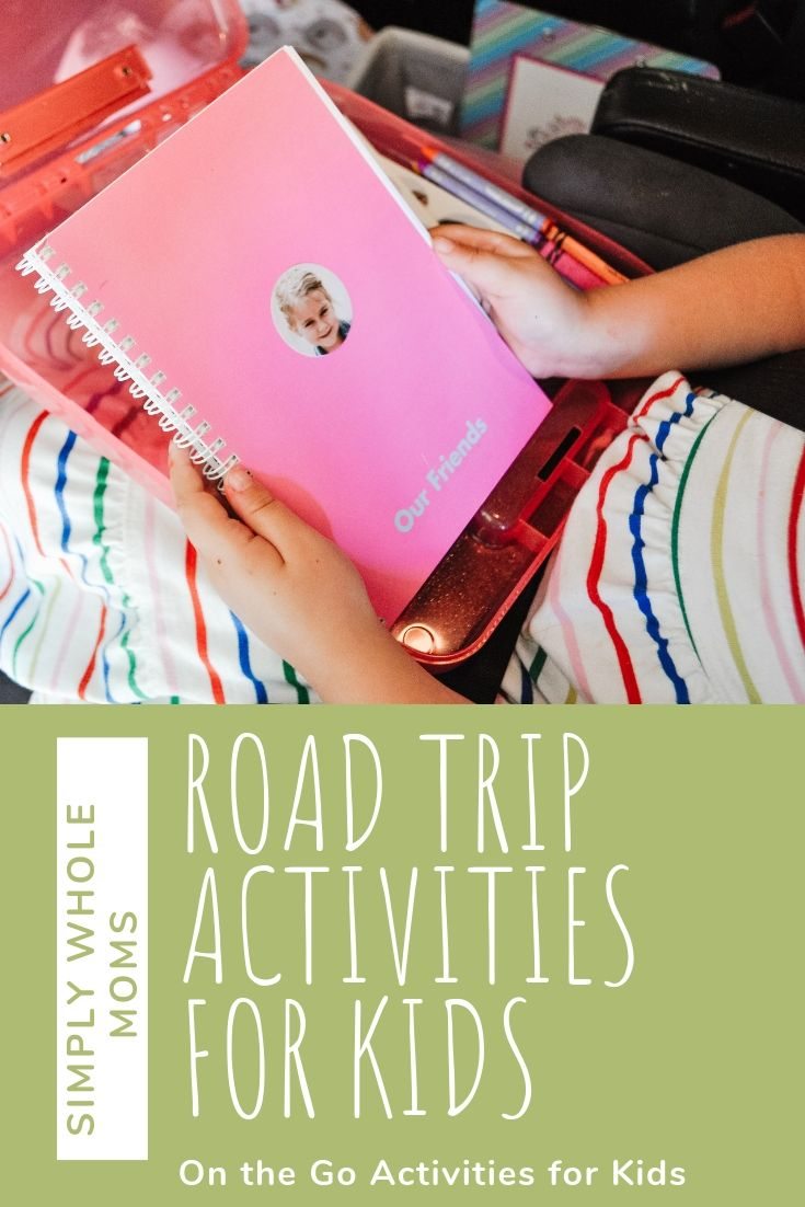 road trip for kids
