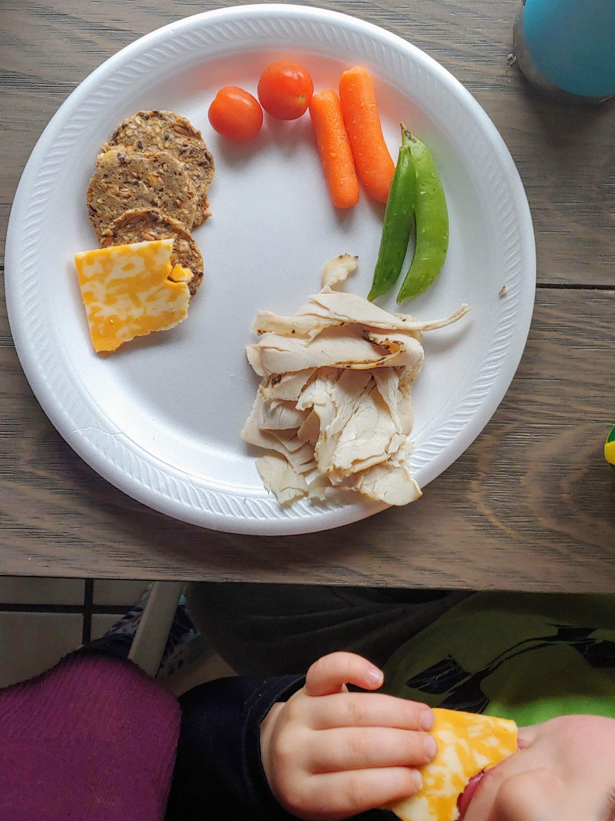 healthy kids school lunches