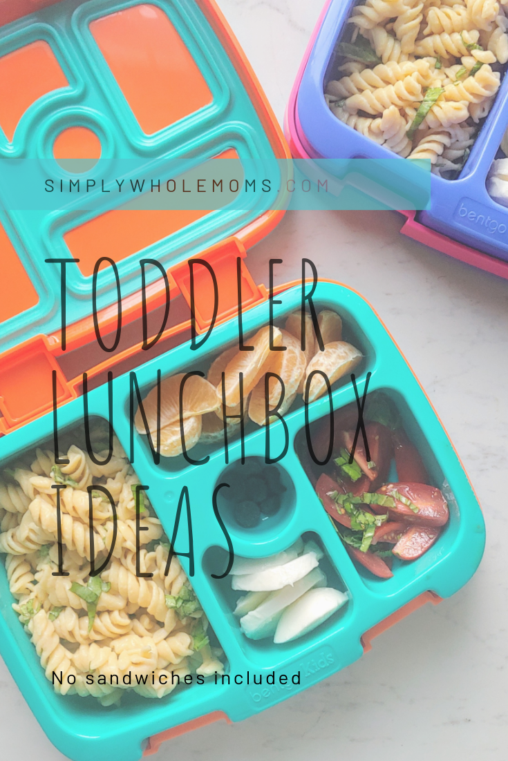 Healthy lunch box ideas my kids will love, simple and different.