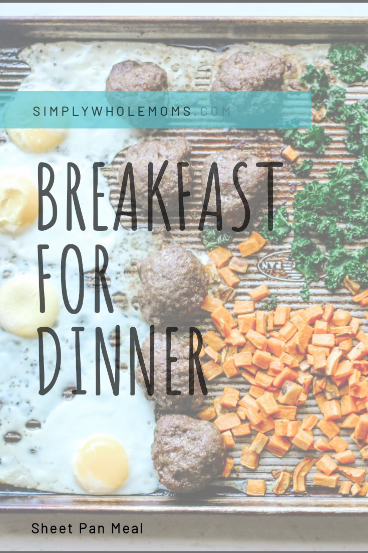 Simple dinner of breakfast for dinner. All on e pan. #whole30 and #paleo