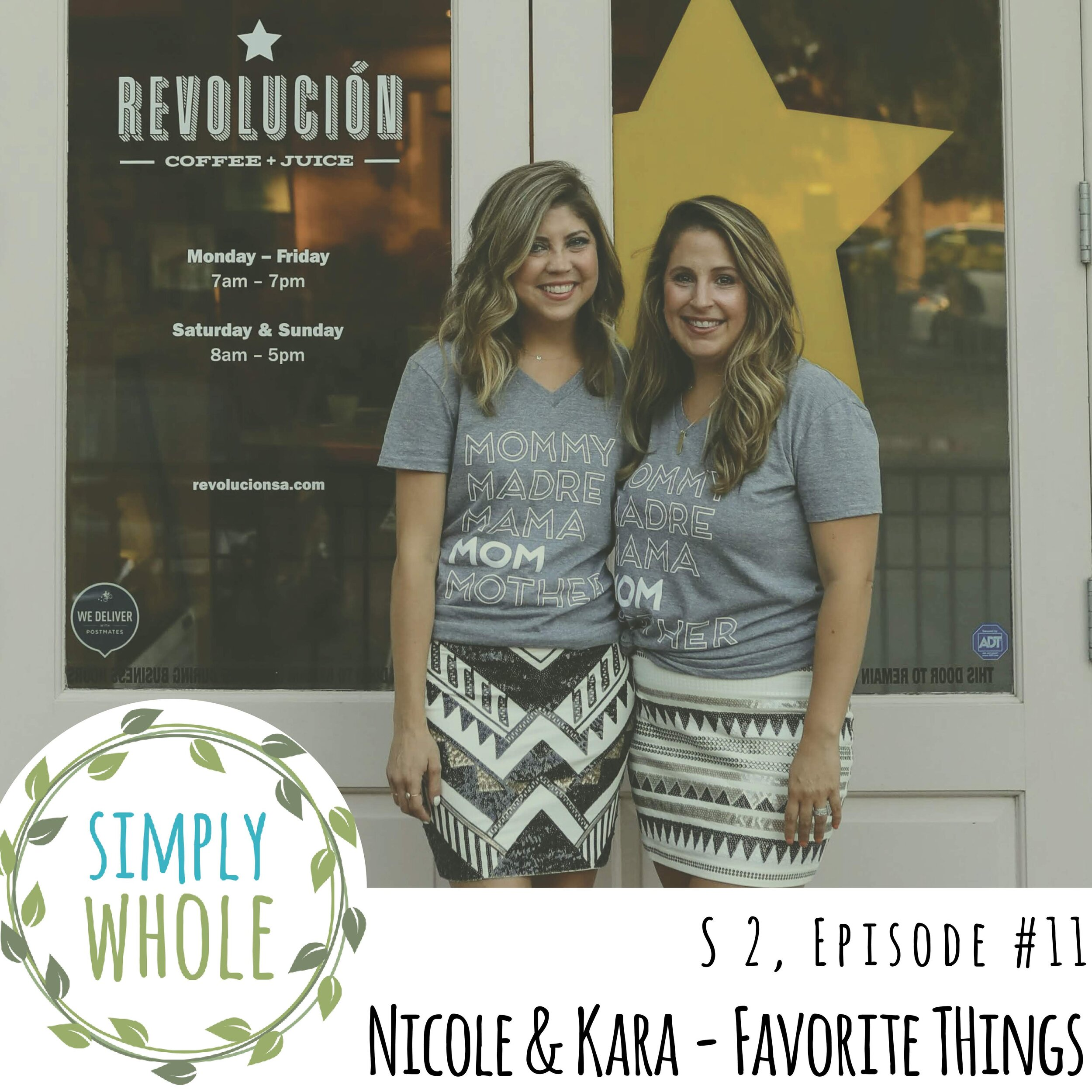 simply whole moms podcast