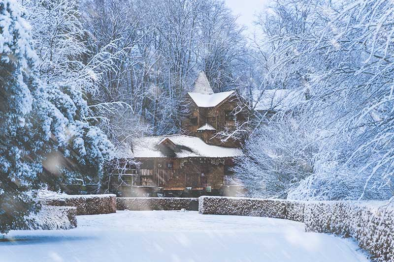 Reduced Winter Rates… - Winter weddings from November to February