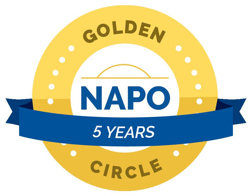 Lauren Weldon Organized Interiors - NAPO Golden Circle Member - 5 years