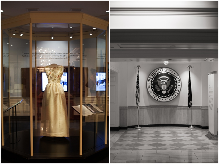 Boston Exchange Center JFK Library