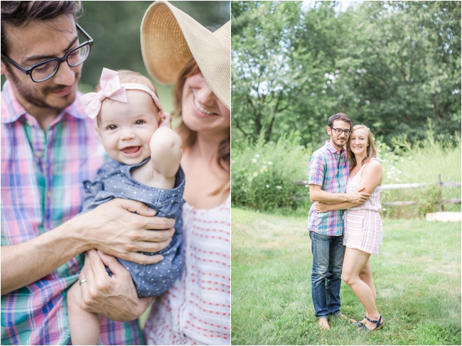 Family Portraits in the Berkshires by Deborah Zoe Photography.
