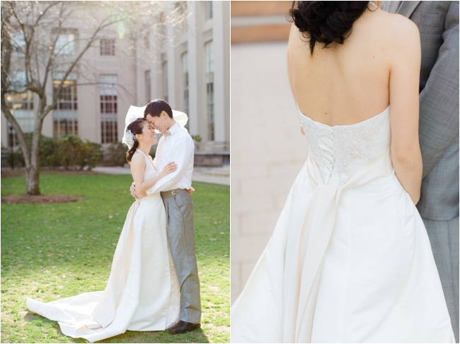 A Massachusetts Institute of Technology Engagement Session by Deborah Zoe Photography.