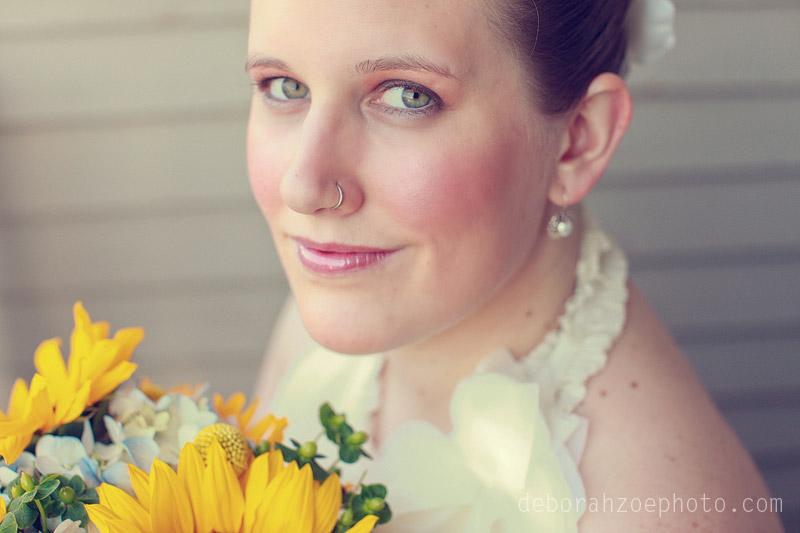 Maine Wedding Photography Maine Wedding Ogunquit Wedding York Wedding DIY Wedding Sunflower Wedding Details  Deborah Zoe Photo012