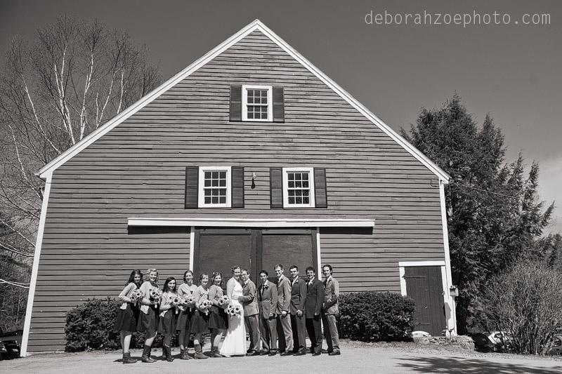 Maine Wedding Photography Maine Wedding Ogunquit Wedding York Wedding DIY Wedding Sunflower Wedding Details  Deborah Zoe Photo033