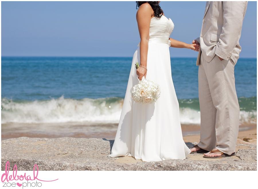 Block Island Wedding Ballards Inn Wedding Block Island Wedding Photographer Block Island Wedding Venue Beach Summer Wedding Outdoor Ceremony Deborah Zoe Photo057