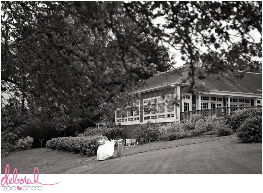 Cape Cod Wedding Massachusetts Wedding Photographer Summer Wedding Outdoor Ceremony Pink Wedding Details Ocean Themed Wedding Coonamessett Inn Wedding Deborah Zoe Photo007