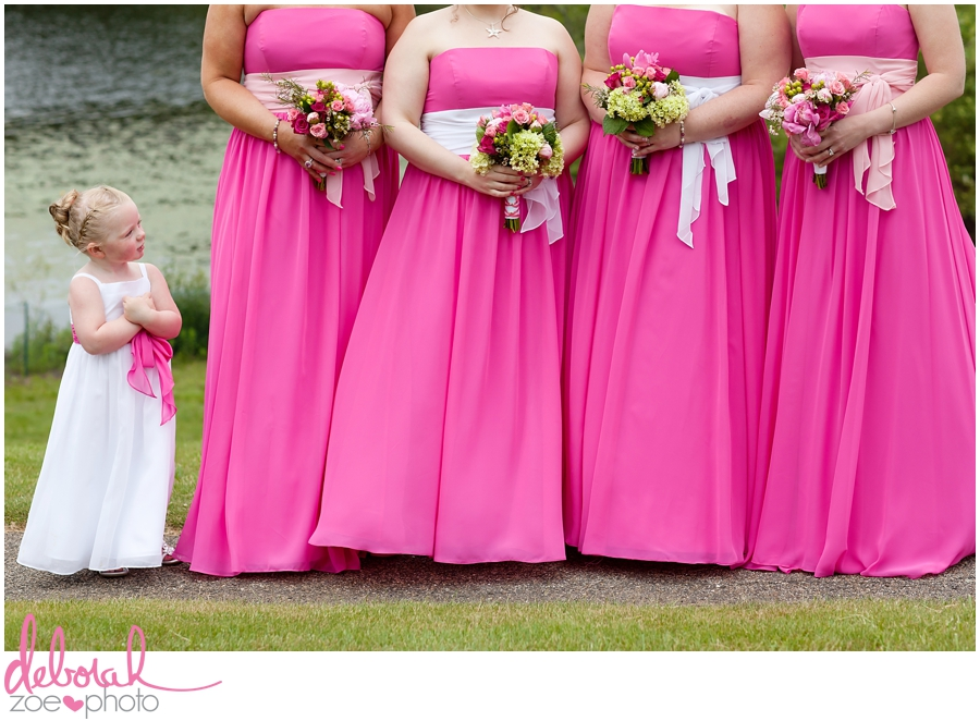 Cape Cod Wedding Massachusetts Wedding Photographer Summer Wedding Outdoor Ceremony Pink Wedding Details Ocean Themed Wedding Coonamessett Inn Wedding Deborah Zoe Photo012