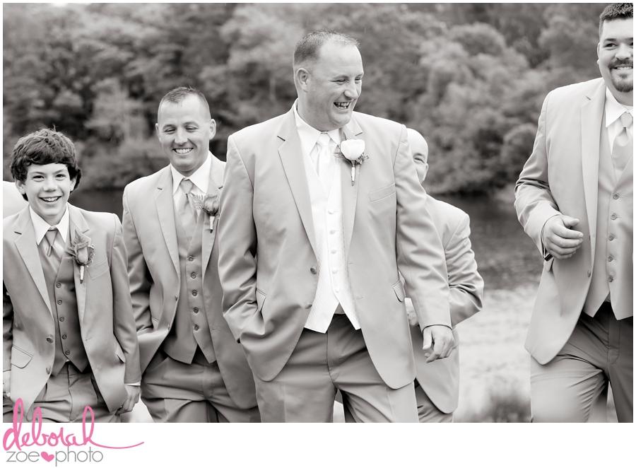 Cape Cod Wedding Massachusetts Wedding Photographer Summer Wedding Outdoor Ceremony Pink Wedding Details Ocean Themed Wedding Coonamessett Inn Wedding Deborah Zoe Photo015