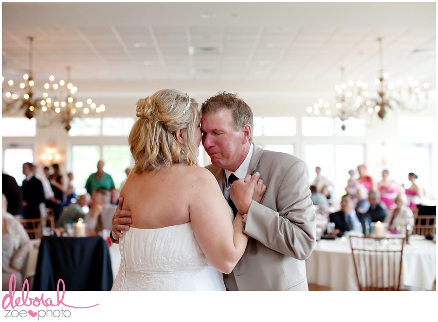 Cape Cod Wedding Massachusetts Wedding Photographer Summer Wedding Outdoor Ceremony Pink Wedding Details Ocean Themed Wedding Coonamessett Inn Wedding Deborah Zoe Photo024