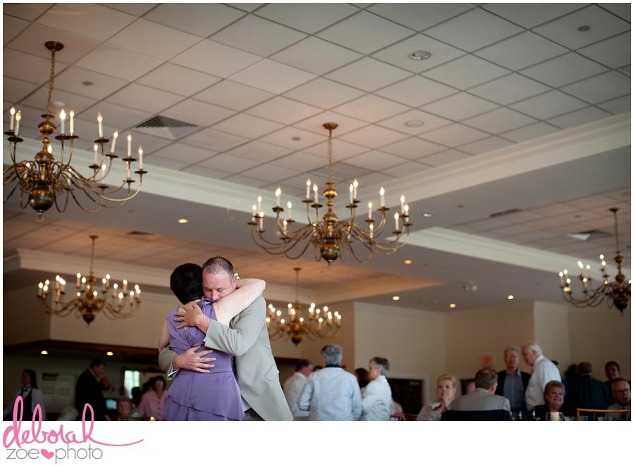 Cape Cod Wedding Massachusetts Wedding Photographer Summer Wedding Outdoor Ceremony Pink Wedding Details Ocean Themed Wedding Coonamessett Inn Wedding Deborah Zoe Photo025