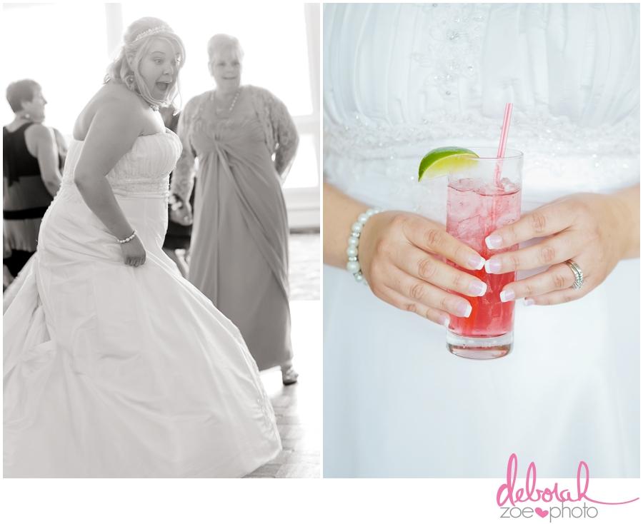 Cape Cod Wedding Massachusetts Wedding Photographer Summer Wedding Outdoor Ceremony Pink Wedding Details Ocean Themed Wedding Coonamessett Inn Wedding Deborah Zoe Photo026