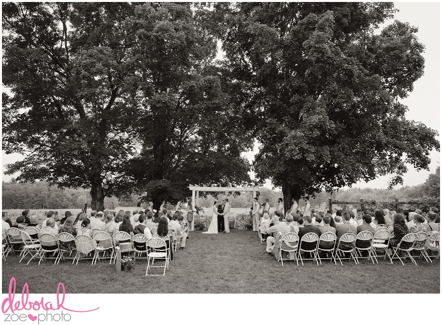 New Hampshire Wedding Photographer New England Wedding Photographer New England Vineyard Vineyard Wedding Outdoor Wedding Tented Wedding Summer Wedding Boston Wedding Photographer New Hampshire Wedding Venue Deborah Zoe Photo 025