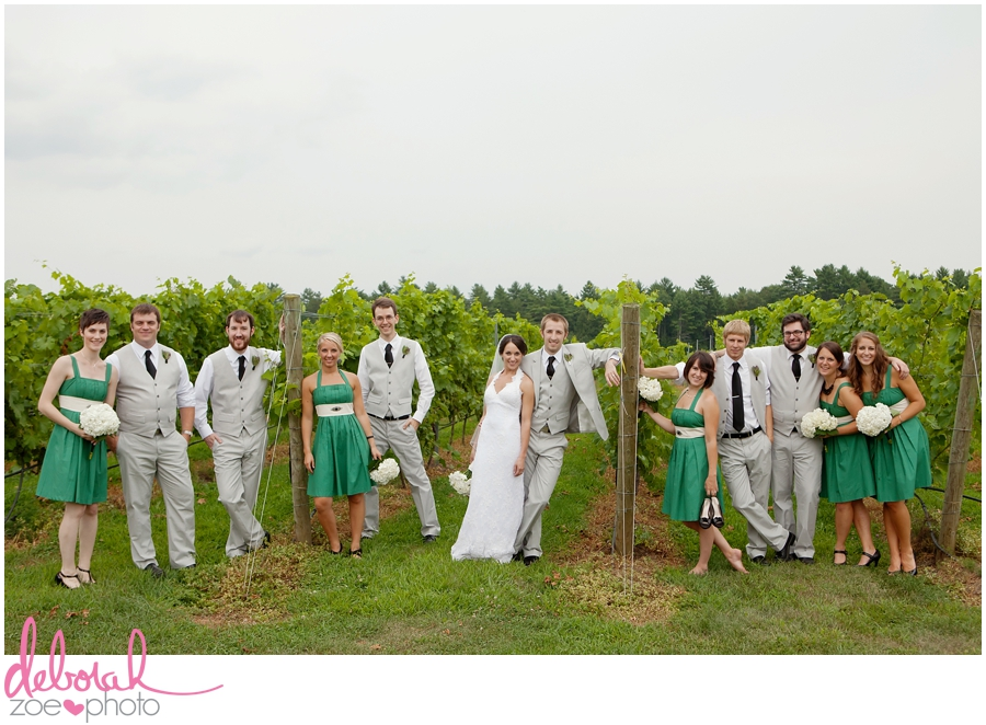 New Hampshire Wedding Photographer New England Wedding Photographer New England Vineyard Vineyard Wedding Outdoor Wedding Tented Wedding Summer Wedding Boston Wedding Photographer New Hampshire Wedding Venue Deborah Zoe Photo 029