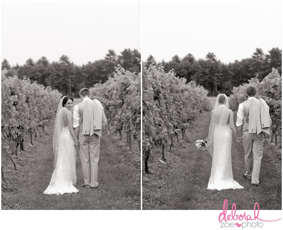 New Hampshire Wedding Photographer New England Wedding Photographer New England Vineyard Vineyard Wedding Outdoor Wedding Tented Wedding Summer Wedding Boston Wedding Photographer New Hampshire Wedding Venue Deborah Zoe Photo 030