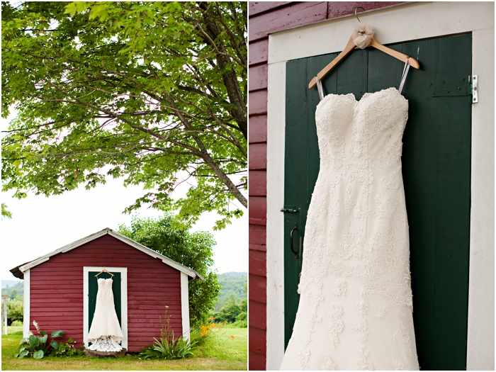 A vintage and farm inspired wedding at Curtis Farm in Wilton New Hampshire